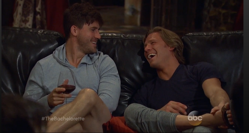 Illustration for article titled New Bachelorette Promo Implies Two Male Contestants Fell in Love