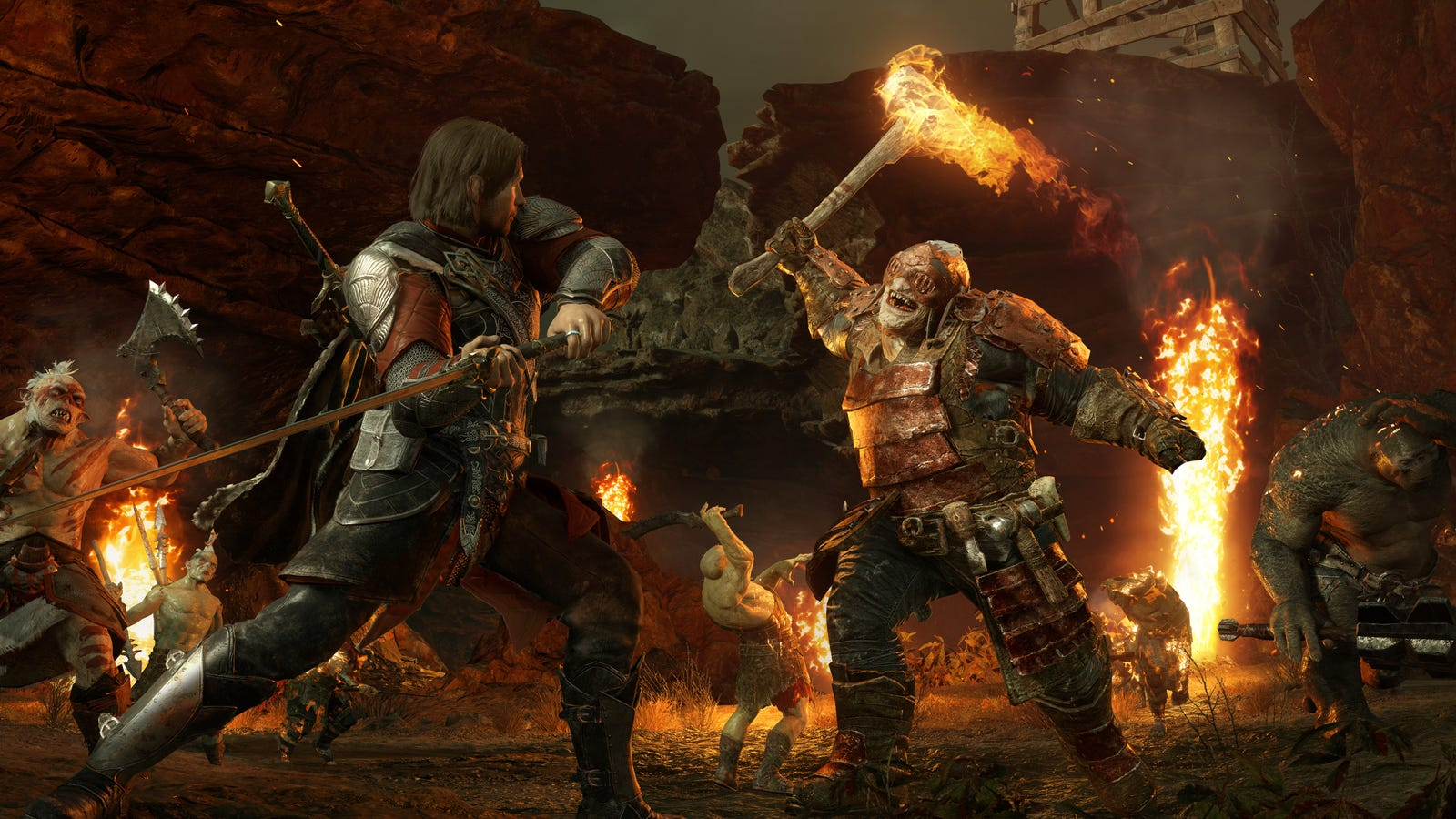 The best way to beat Shadow Of War's final act is not to play it