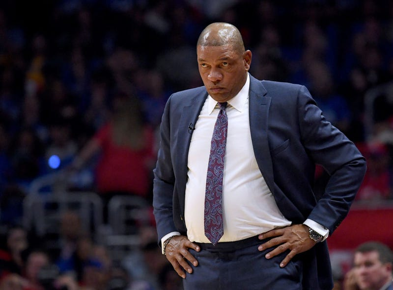 NBA Fines Doc Rivers $50,000 For Saying Kawhi Leonard Is Good