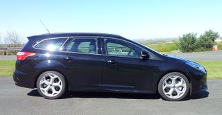Illustration for article titled Hooniverse Reviews the Focus ST Wagon
