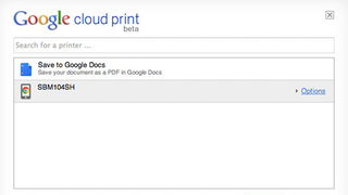 Illustration for article titled Google's Cloud Print Now Lets You Send Documents Direct to FedEx