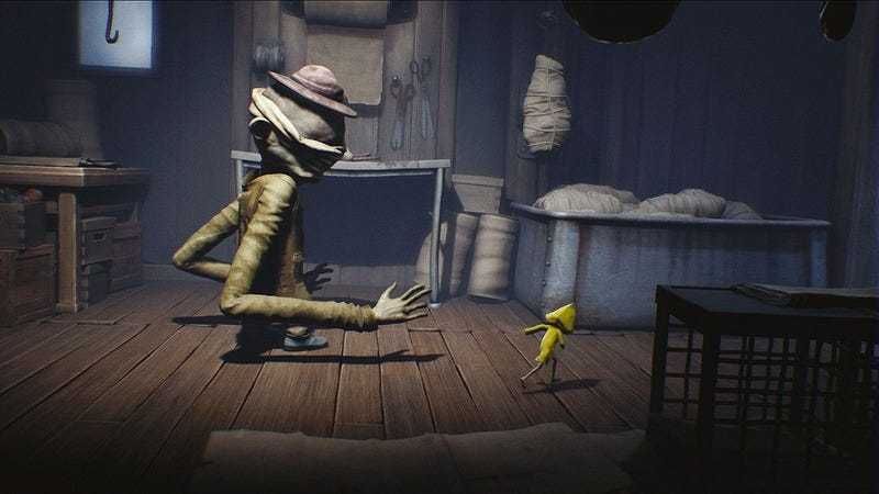 Illustration for article titled Russo brothers to adapt spooky puzzle game Little Nightmares for TV