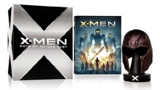 Unboxing: X-Men Days of Future Past Amazon Exclusive Blu-ray Set