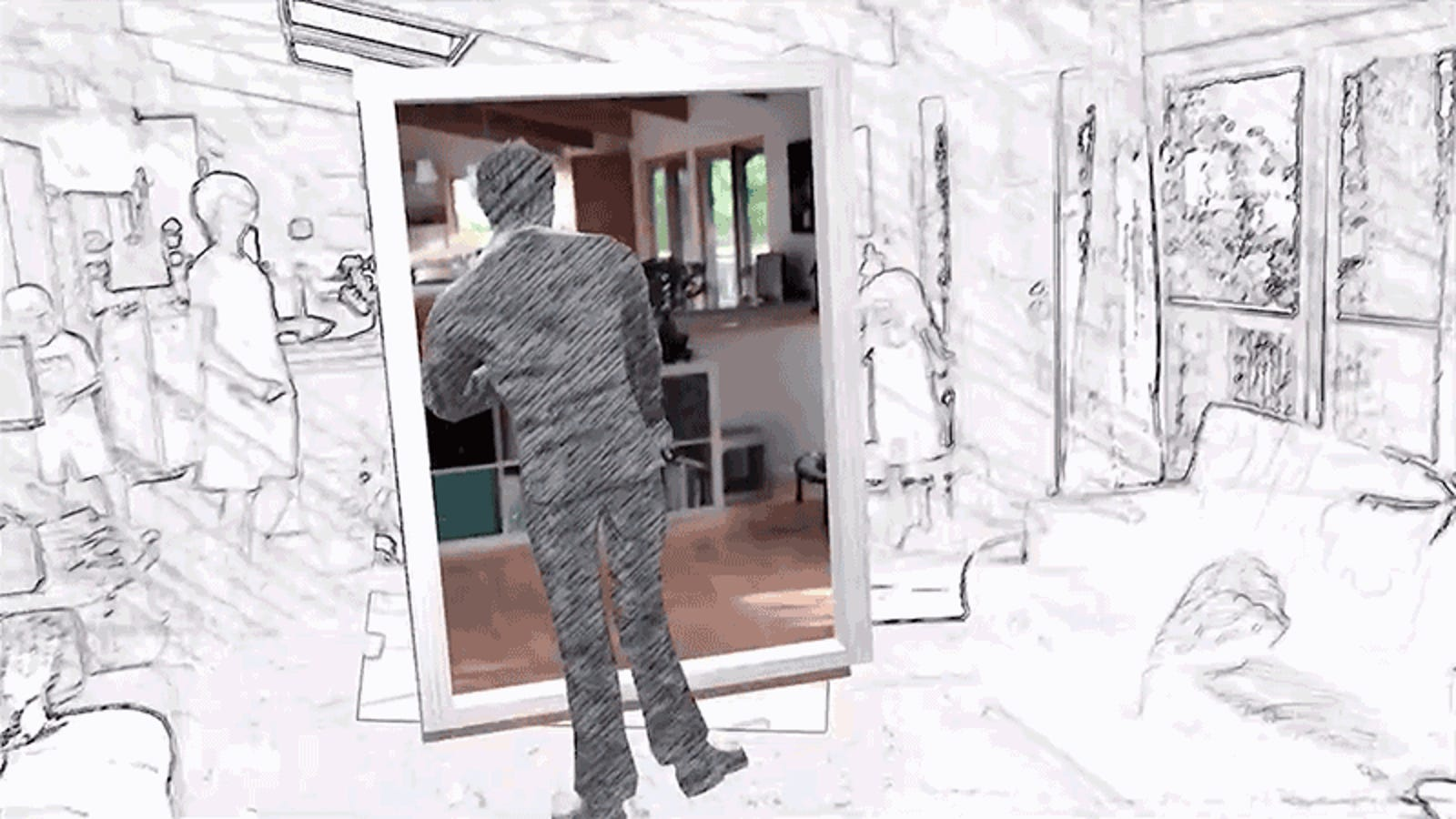 Brilliant Augmented Reality App Lets You Star in Your Own '80s Music Video