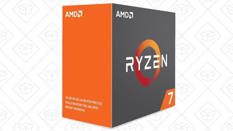 AMD Ryzen 7 1700X, $299