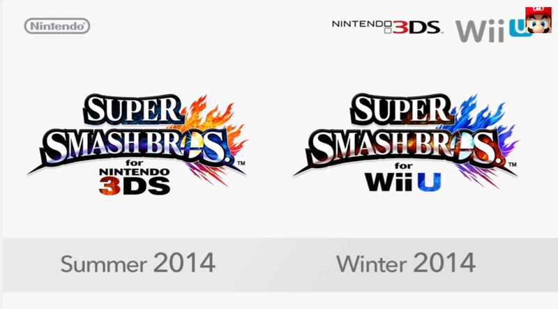 Smash Bros. 3DS Out This Summer, Wii U This Winter