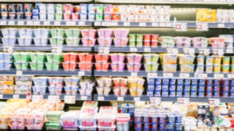 Illustration for article titled We have reached peak yogurt