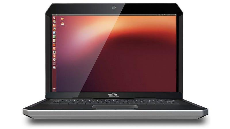 Sol, el portátil solar con Ubuntu que no necesita enchufarse