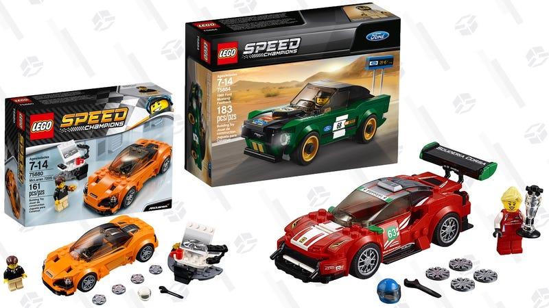 LEGO Speed Champion Cars | $12 | Walmart