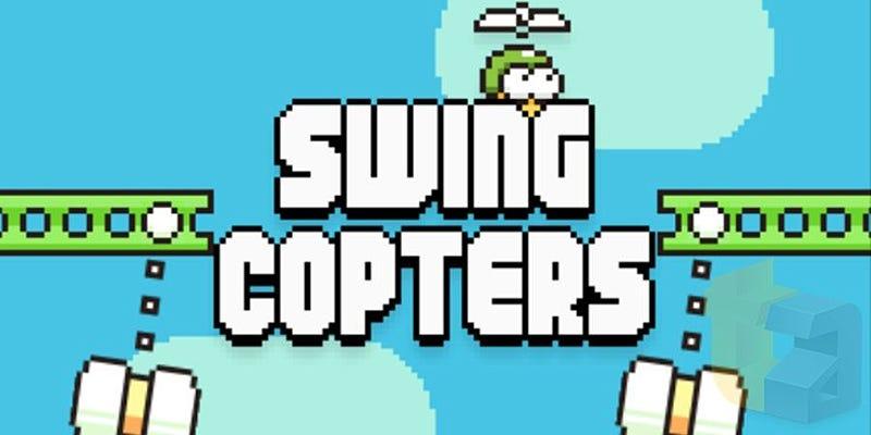 Illustration for article titled El nuevo juego de Dong Nguyen: tan absurdo y adictivo como Flappy Bird