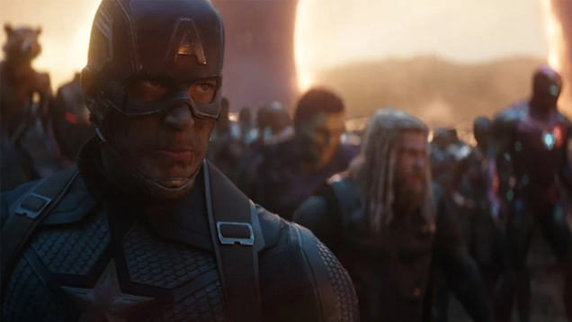 Relive the Hype of Avengers: Endgame s Opening Night Reactions With This Thrilling Video