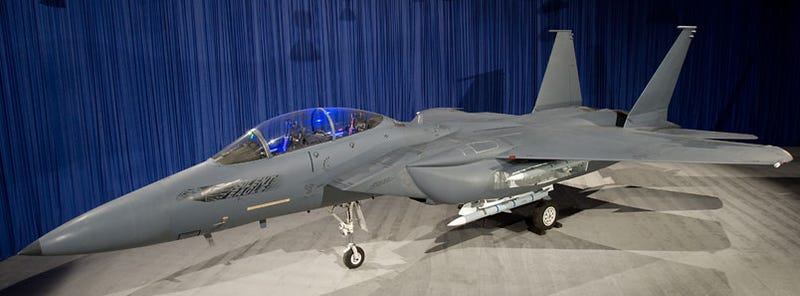 Illustration for article titled New F-15 Silent Eagle Is Cheap Stealth Plane for Recession-minded Warmongers
