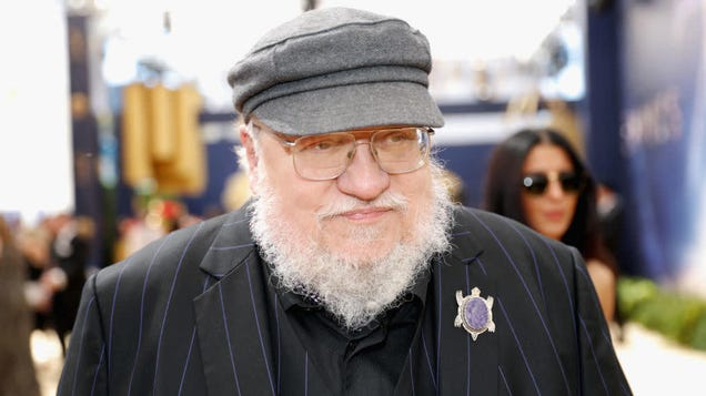 George R.R. Martin Just Set a Very Peculiar Winds of Winter Deadline Threat for Himself