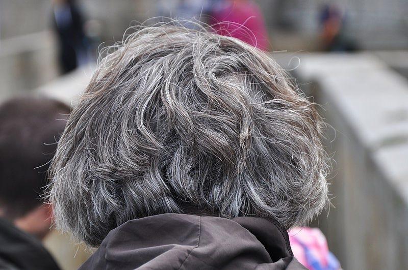 Illustration for article titled La ciencia resuelve la gran pregunta: cómo el estrés vuelve el cabello gris