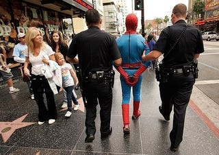 Illustration for article titled It Turns Out Spider-Man is a Crook After All