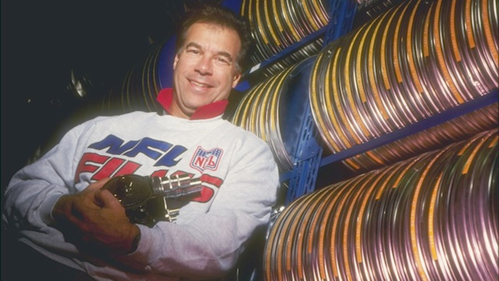 2f5d51a3b0b Idol Makers  How Steve And Ed Sabol Turned NFL Films Into An Empire