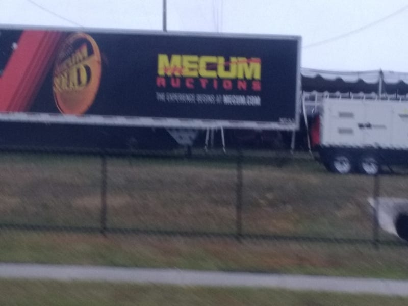 Illustration for article titled More (blurry) Mecum teases