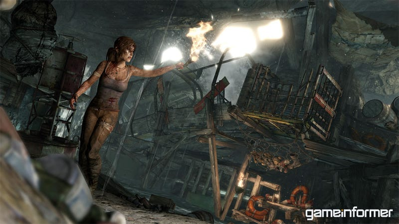 Illustration for article titled Get A Good Look At The All-New Tomb Raider