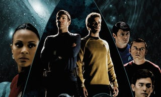 Illustration for article titled Star Trek Movies To Tour With Live Orchestras Playing Their Music