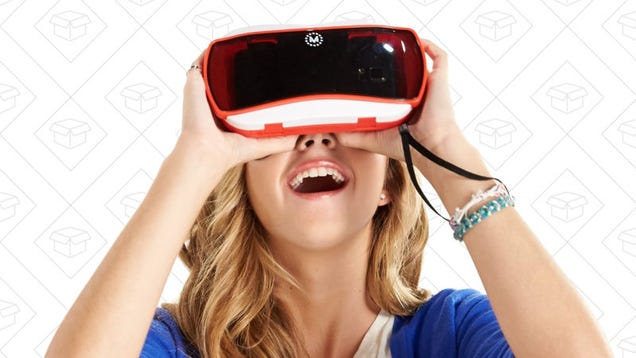 Take Your First Cautious Steps Into VR With This $10 View-Master