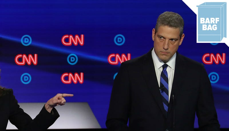 Illustration for article titled Tim Ryan Is a Weenie