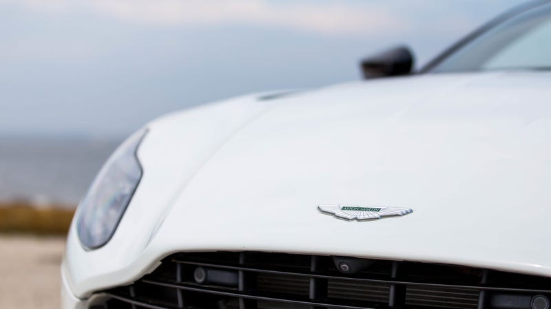 Illustration for article titled Aston Martin Is Reportedly Planning to Go Public