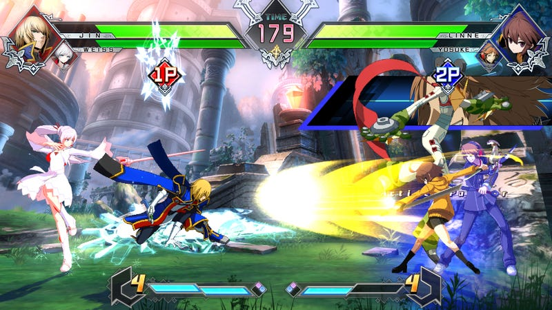 Illustration for article titled BlazBlue: Cross Tag Battle Is Dead Simple By Design