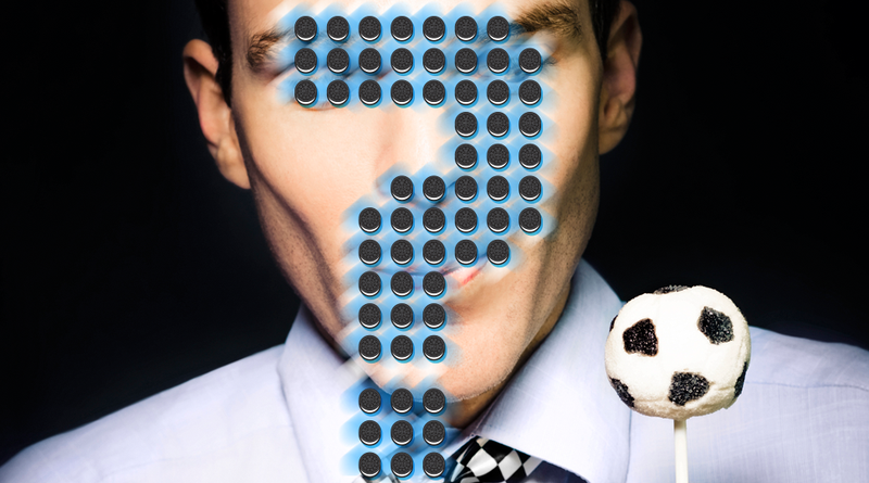 Illustration for article titled Which Soccer Stud Is Playing Candy Man? (And Other Blind Items)