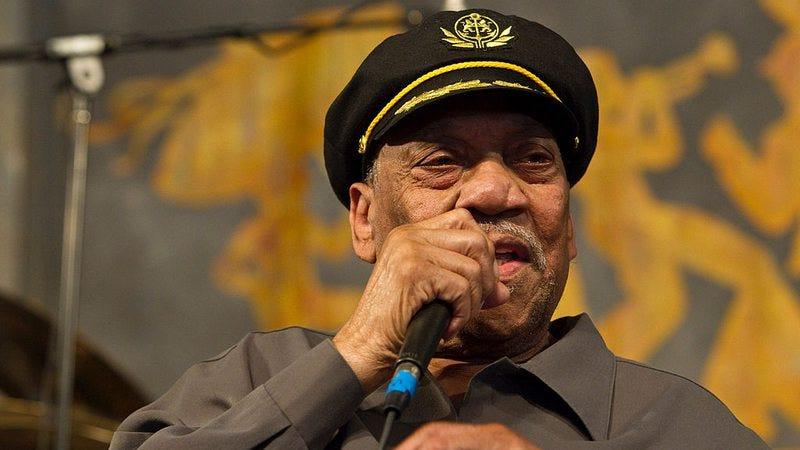 "Bobby ""Blue"" Bland (Photo: Skip Bolen/Getty Images)"