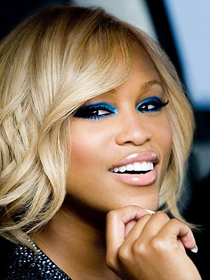 Astounding Black Celebrity With Blonde Hair Hairstyles For Women Draintrainus