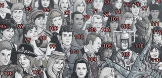Illustration for article titled How Many of the Doctor's Companions Can You Name?