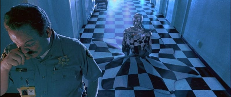 Illustration for article titled Shapeshifting Metal Brings Us One Step Closer to the T-1000