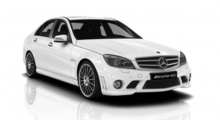 Illustration for article titled This is a C63 AMG