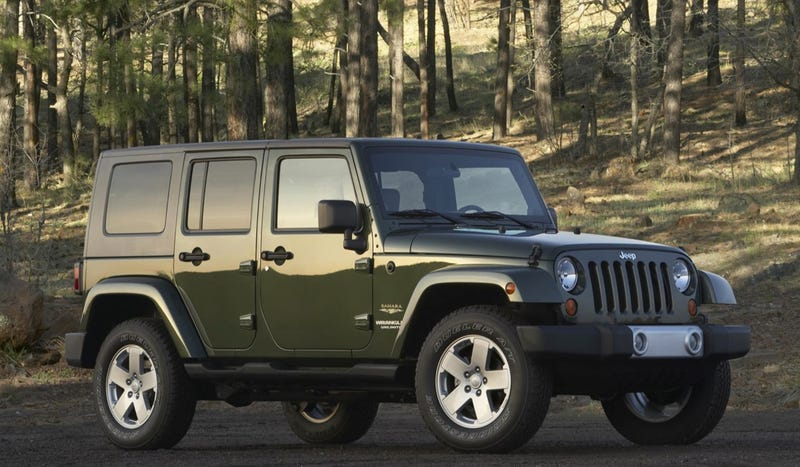 Illustration for article titled China Wants A Fix For Jeep Wrangler Fires