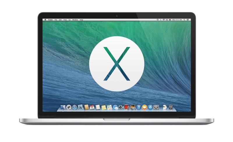 Illustration for article titled OS X Mavericks Is Here Today and It's Free!