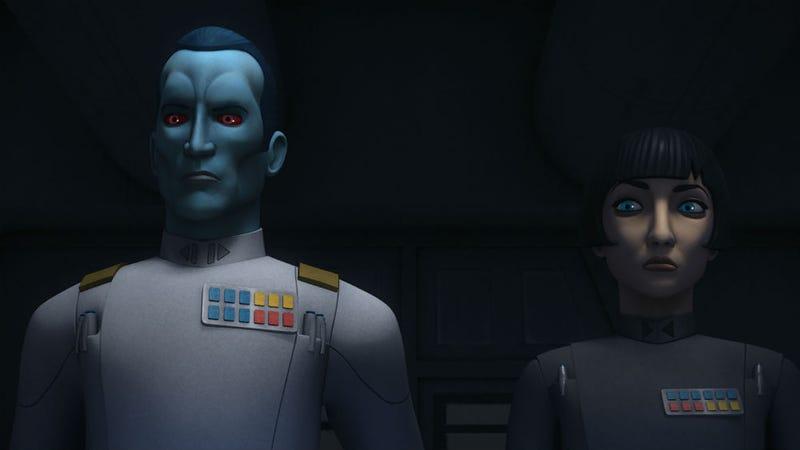 Illustration for article titled The Third Season ofStar Wars RebelsPremieres September 24