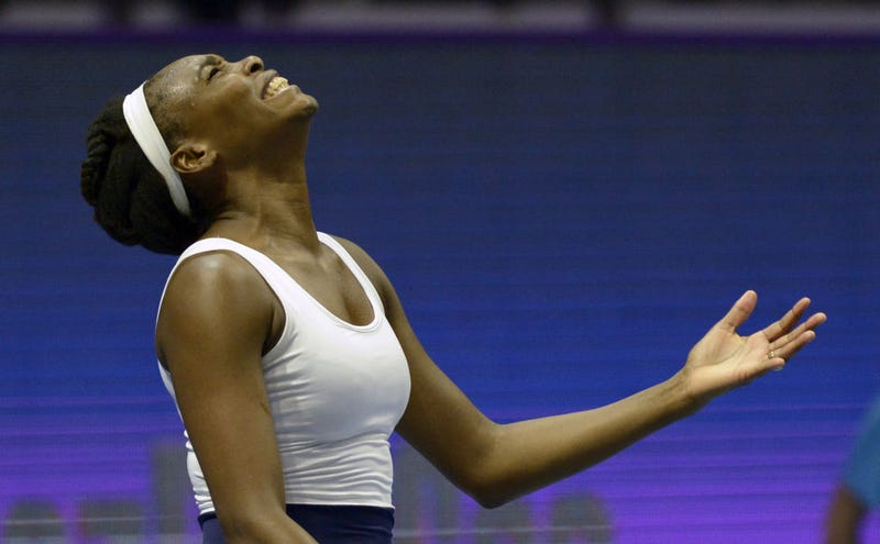 Fired for Venus Williams remark, ex-commentator sues ESPN