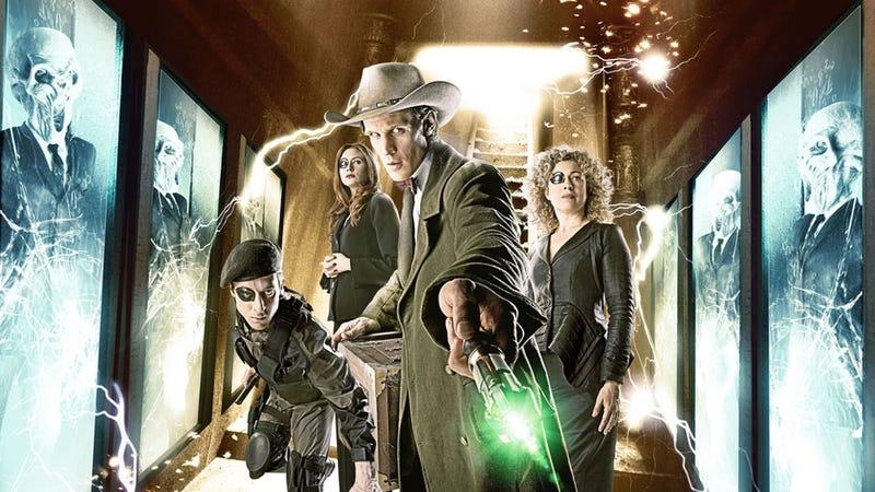 Illustration for article titled Doctor Who's Season Finale: It all comes together!
