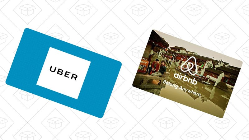 Sharing Economy Special Save 10 On Ubers Or Airbnbs With These