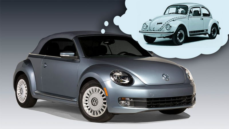 Illustration for article titled 2016 Beetle Denim Edition Solves All Of Volkswagen's Problems