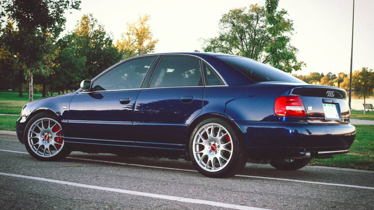 For Is This Audi S Quattro A Dream - 2001 audi s4