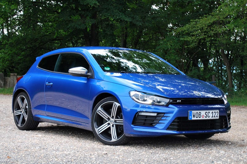 Illustration for article titled How come we can't have the Scirocco here in the US?
