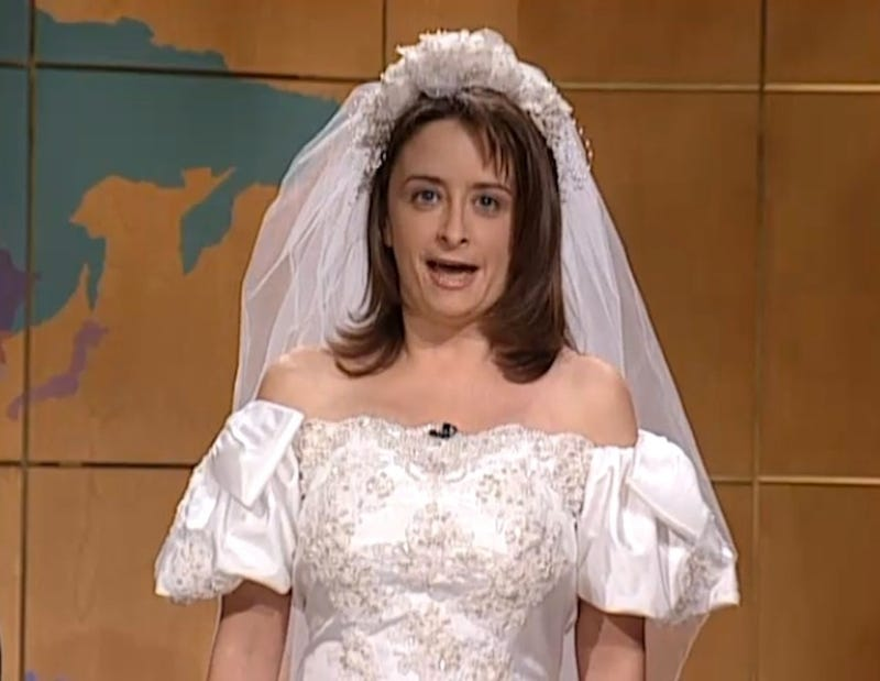 Illustration for article titled SNL Initially Rejected Rachel Dratch Because They Had Enough Ladies [Update]
