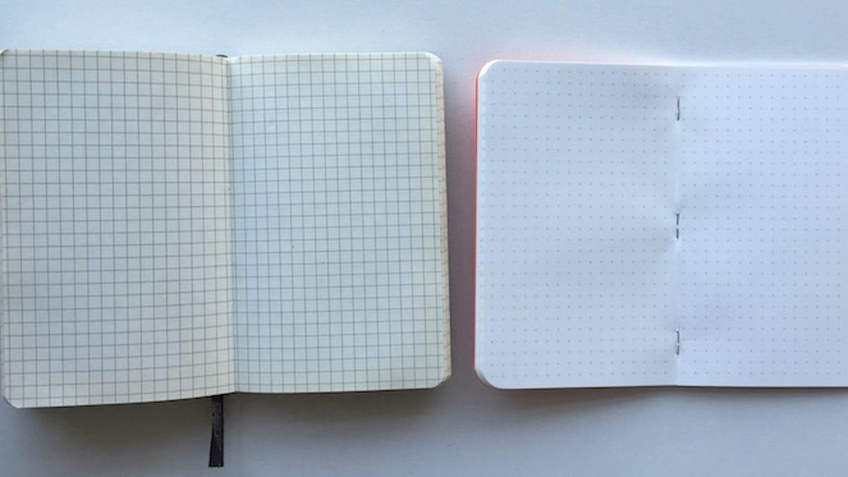 pocket paper notebook showdown moleskine vs field notes