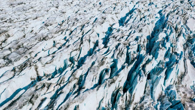 During the Last Ice Age, Erratic Temperatures in Greenland Triggered Changes All Over the World