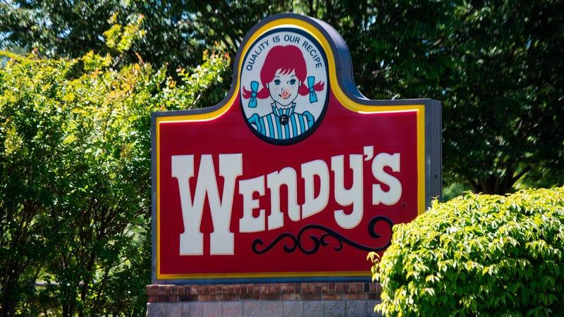 Wendys frosty tag