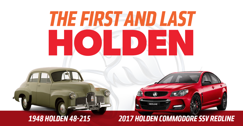 Illustration for article titled The Last Holden Has Been Built In Australia So Let's Compare It To The First