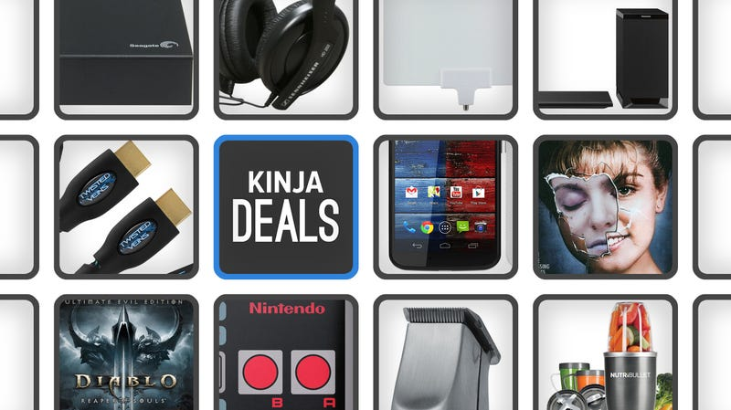 Illustration for article titled The Best Deals for January 7, 2015