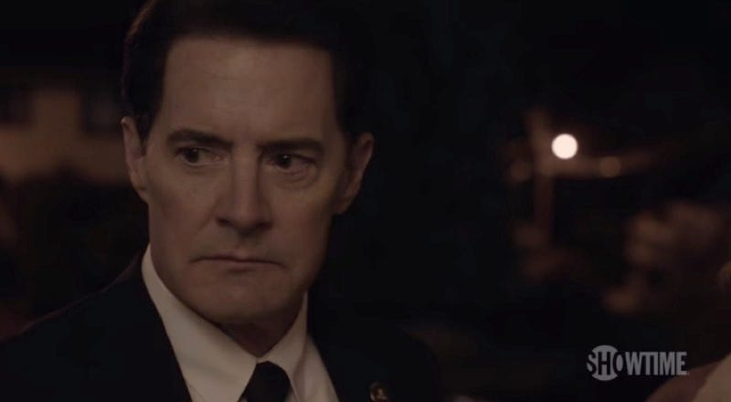 New Teaser Promo For Twin Peaks Online