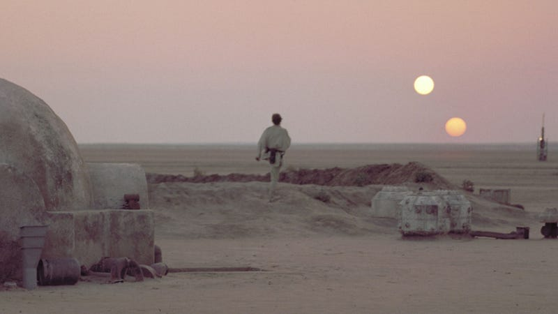 Illustration for article titled Computer models show how Tatooine-like planets with two suns form